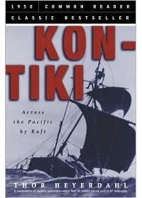 Тур Хейердал - Kon-Tiki: Across the Pacific by Raft