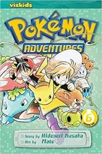 Hidenori Kusaka - Pokémon Adventures, Vol. 6 (2nd Edition)