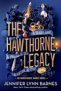 Дженнифер Линн Барнс - The Hawthorne Legacy
