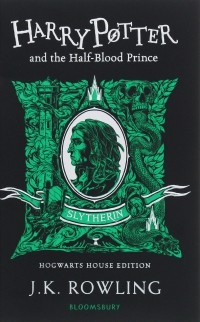 J.K. Rowling - Harry Potter and the Half-Blood Prince. Slytherin Edition