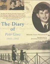 Джонатан Сафран Фоер - The Diary of Petr Ginz